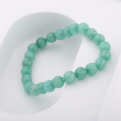 Kralen Armband Natural Turquoise 17-19cm kopen