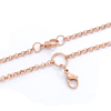 Schakelketting Rose RVS (60 en 76 cm)