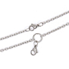 Schakelketting RVS (60 en 76cm)
