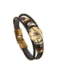 Sterrenbeeld Armband- Schorpioen -
