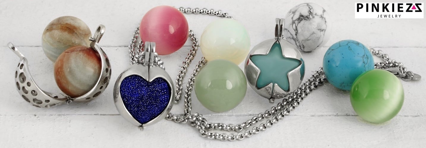 Pinkiezz Ball Lockets